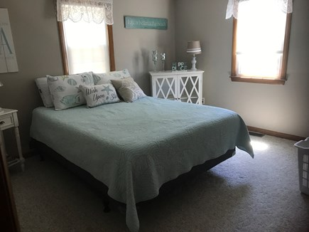 West Yarmouth Cape Cod vacation rental - Spacious master bedroom with cable tv