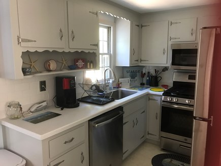 West Yarmouth Cape Cod vacation rental - Brand new bright kitchen