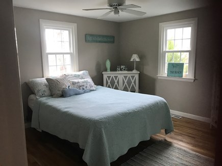West Yarmouth Cape Cod vacation rental - Spacious master bedroom