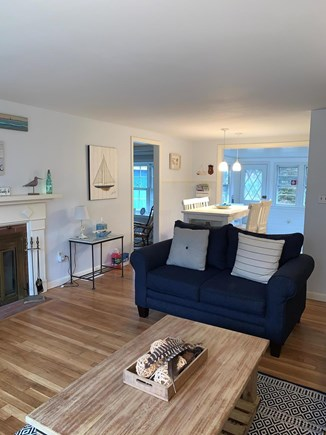 West Yarmouth Cape Cod vacation rental - Open floor plan for comfort