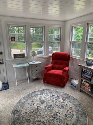 West Yarmouth Cape Cod vacation rental - Sunny game room