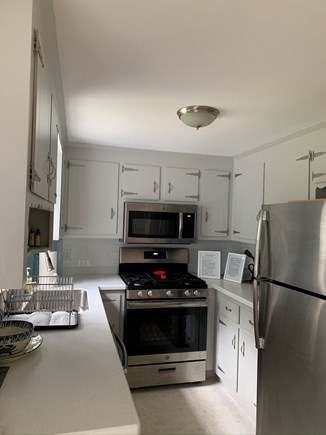 West Yarmouth Cape Cod vacation rental - Newly updated kitchen