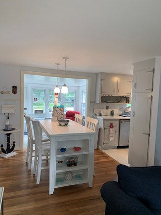 West Yarmouth Cape Cod vacation rental - Bright and welcoming dining area