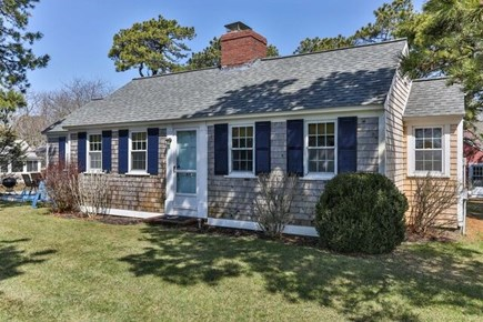 Dennis Port Cape Cod vacation rental - Walk to private ocean beach.  2 bedroom/1 bath cottage