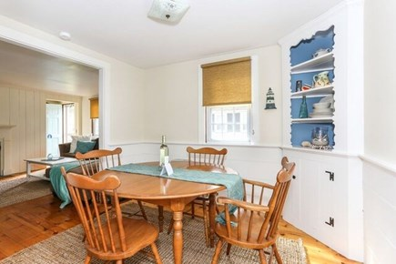Dennis Port Cape Cod vacation rental - Spacious dining area