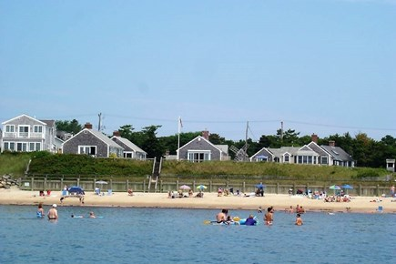 Dennis Port Cape Cod vacation rental - Nantucket Sound private beach