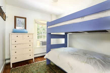 Harwich Cape Cod vacation rental - The bunk bed room is on the first floor