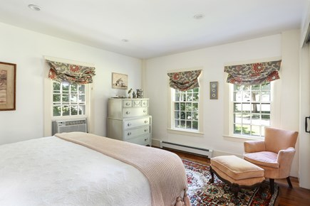 Harwich Cape Cod vacation rental - Master bedroom with a king size bed on the 1st floor