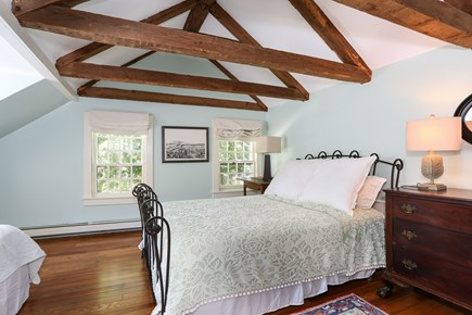 Harwich Cape Cod vacation rental - 2nd floor green BR also has a single bed