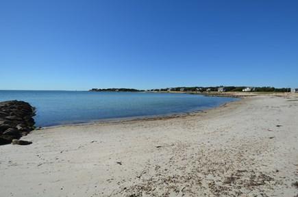 North Falmouth Cape Cod vacation rental - Walk 5 blocks to beautiful New Silver Beach
