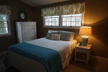 North Falmouth Cape Cod vacation rental - Queen bedroom
