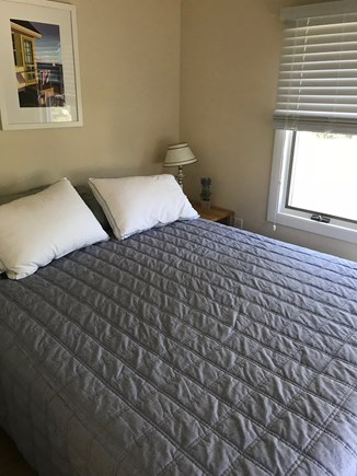 Eastham, Bay Side, North of Campground  Cape Cod vacation rental - Master Bedroom.