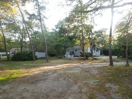 Eastham Cape Cod vacation rental - 1.2 acre lot, plenty of parking and privacy for each cottage