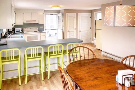 East Sandwich Cape Cod vacation rental - Kitchen