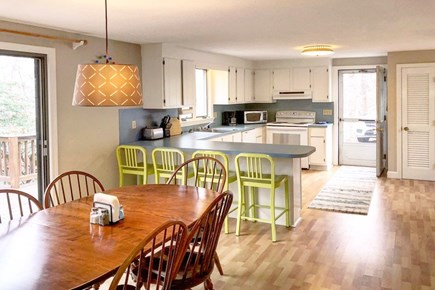 East Sandwich Cape Cod vacation rental - Spacious kitchen