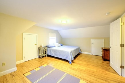 East Sandwich Cape Cod vacation rental - Upstairs bedroom with king bed