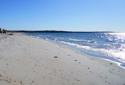 West Falmouth Cape Cod vacation rental - Black Beach West Falmouth