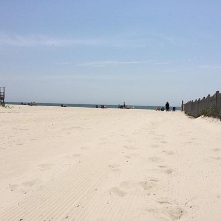 Harwich Port Cape Cod vacation rental - Bank Street Beach on Nantucket Sound just 2/10 mile away