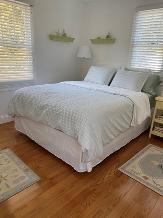 Harwich Port Cape Cod vacation rental - 1st floor cozy Queen Bedroom