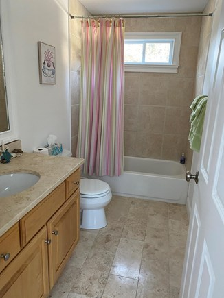 Harwich Port Cape Cod vacation rental - 1st floor Bathroom