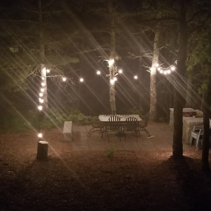 Brewster Cape Cod vacation rental - Stone Patio