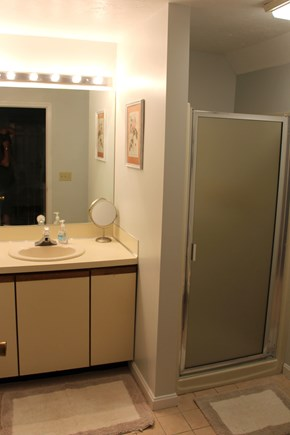 Brewster Cape Cod vacation rental - Upper level bathroom