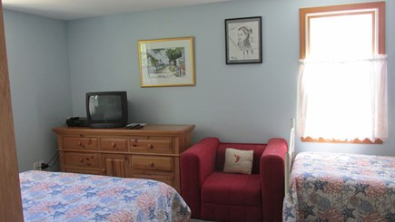 Eastham Cape Cod vacation rental - Downstairs Queen