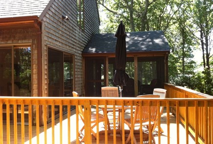 Orleans Cape Cod vacation rental - Deck - exterior