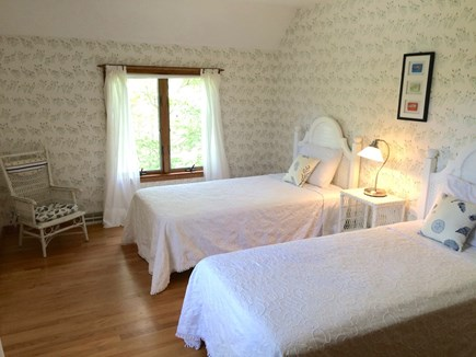 Orleans Cape Cod vacation rental - Bedroom #3 with twins