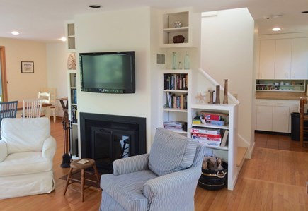 Orleans Cape Cod vacation rental - Open living room