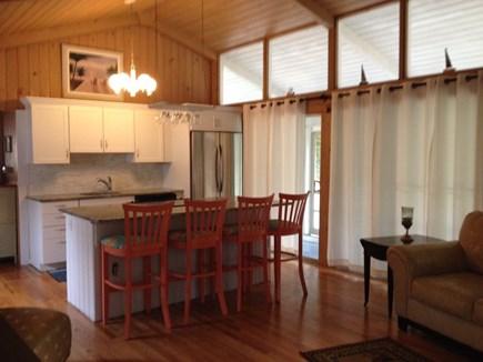 New Seabury, Mashpee New Seabury vacation rental - Recently Renovated Kitchen With Sliders To Screened Porch