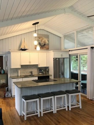 New Seabury, Mashpee New Seabury vacation rental - Bright Updated Kitchen