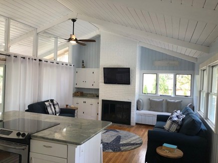 New Seabury, Mashpee New Seabury vacation rental - More Living Area