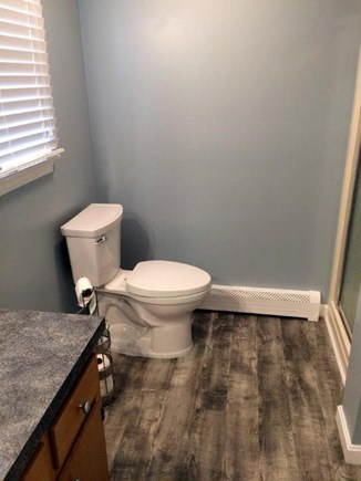 Eastham Cape Cod vacation rental - First Floor Bathroom with Shower