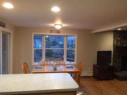 Eastham Cape Cod vacation rental - Kitchen/Dining Area