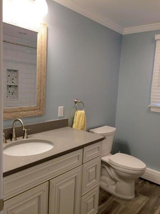 Eastham Cape Cod vacation rental - Second Floor Bathroom with Tub