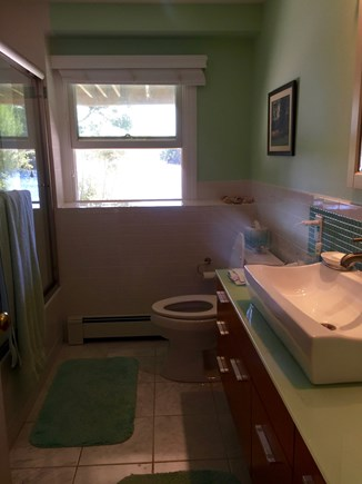 Harwich Cape Cod vacation rental - Downstairs bath