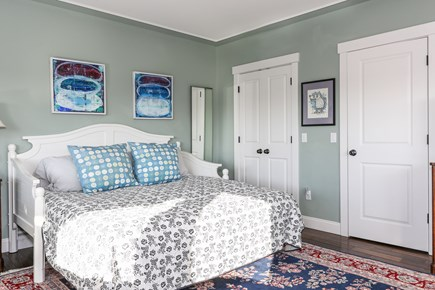 Truro Cape Cod vacation rental - Second level bedroom, king bed