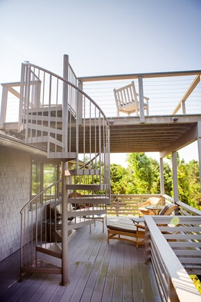Truro Cape Cod vacation rental - Roof Deck - Catch all the Sunsets!