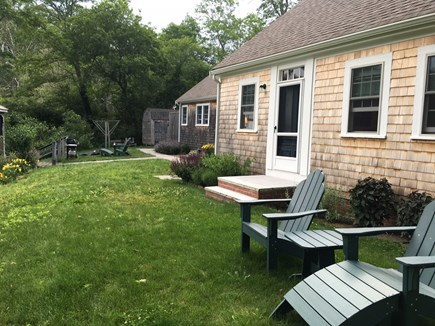 Truro Cape Cod vacation rental - Front Side of House