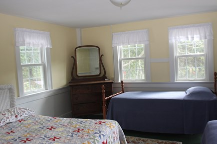 Truro Cape Cod vacation rental - Downstairs Bedroom