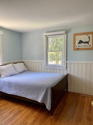 South Chatham Cape Cod vacation rental - Bedroom number 2 ~ Full size bed