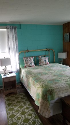 Eastham,  Kingsbury Beach Cape Cod vacation rental - Quaint Bedroom with queen bed