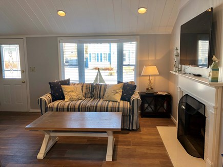 Mashpee, Popponesset Cape Cod vacation rental - Family Room