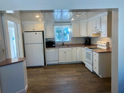 Mashpee, Popponesset Cape Cod vacation rental - Kitchen with Tile Floor
