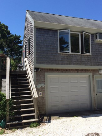 Orleans Cape Cod vacation rental - The second-floor studio is airy, quiet and private.