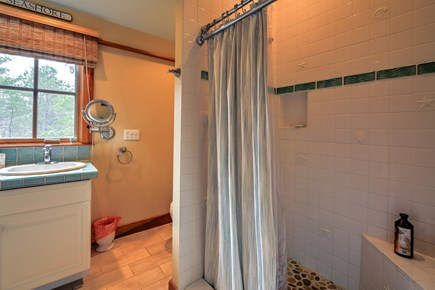 Wellfleet Cape Cod vacation rental - Second Floor Bathroom with Shower