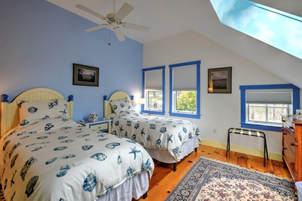 Wellfleet Cape Cod vacation rental - Second Floor Twins Guest Room