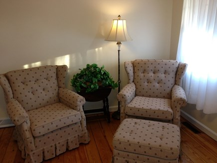 South Yarmouth Cape Cod vacation rental - A quiet corner for two - grab a book!