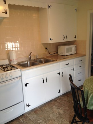 South Yarmouth Cape Cod vacation rental - Kitchen - perfect for cottage cooking!